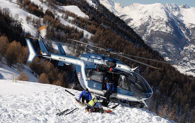 ВШвейцарии 5 лыжников погибли при сходе лавины