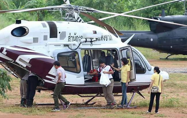 Спасатели в Таиланде рассказали о состоянии спасенных из пещеры в понедельник