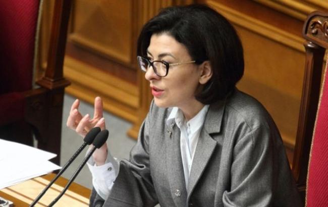 Сироїд оголосила 30-хвилинну перерву в засіданні Ради