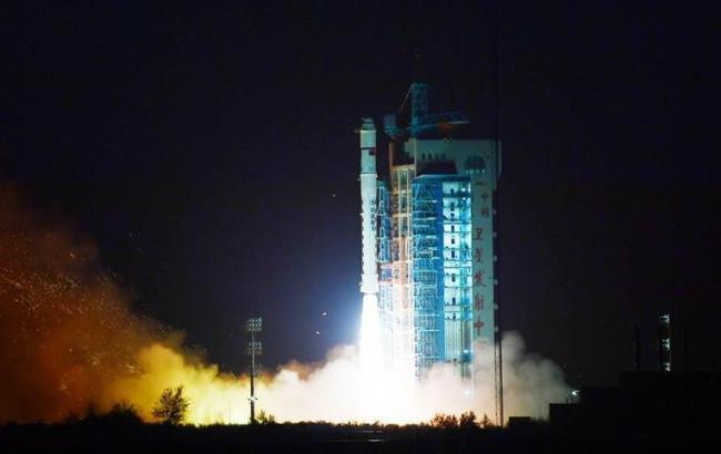 Фото: Китай запустил метеорологический спутник