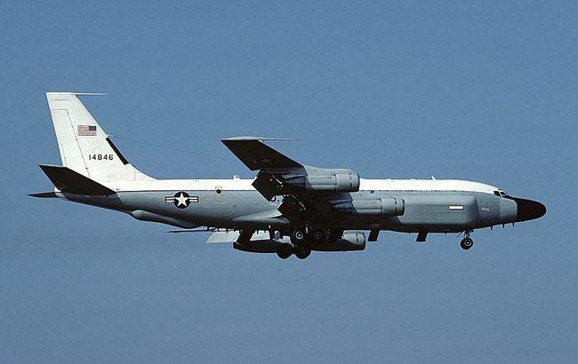 Возле Крыма проводят патрулирование три американских самолета-разведчика