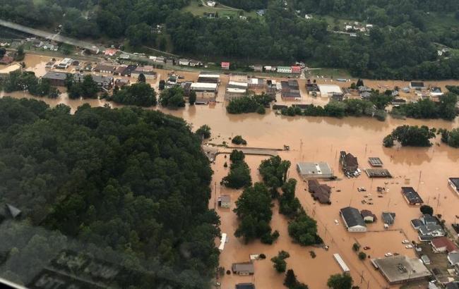 Наводнение вЗападной Вирджинии забрало  жизнь 20 человек