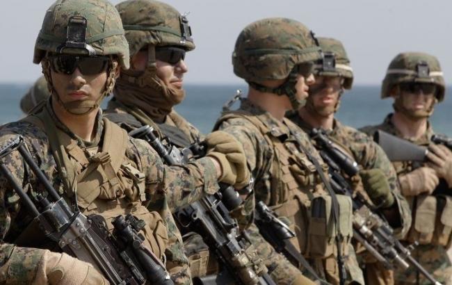 Пентагон может советовать направить наземные войска США вСирию