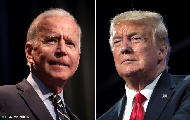 У кроці від Білого дому: як Байден змінює Трампа на посаді президента