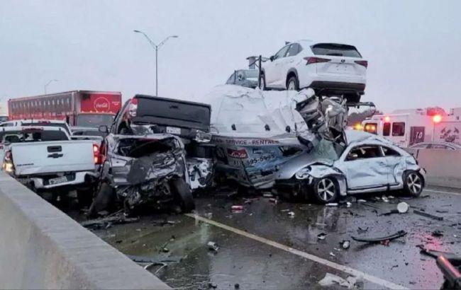 Ездят меньше, погибают больше: в США установлен рекорд смертности на дорогах