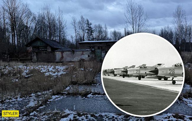 В сети показали заброшенную секретную авиабазу ВВС СССР: среди болот и лесов