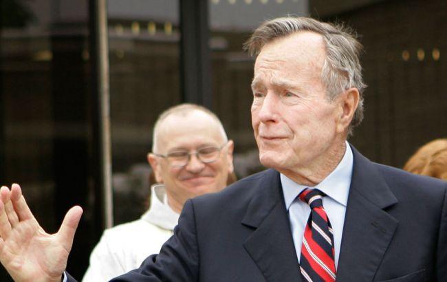 Фото: Джордж Буш-старший