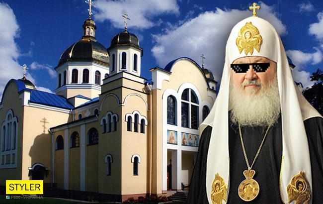 Священник УПЦ МП оскорбил память украинского бойца (Коллаж РБК-Украина)