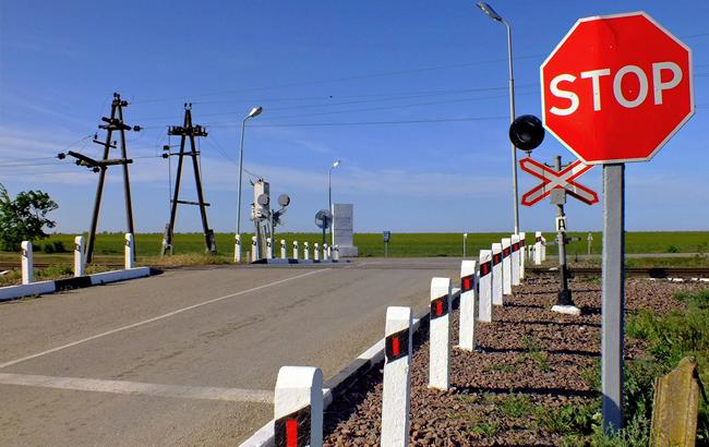 Фото: Железнодорожный переезд (fotki.yandex.ru/users/simpyalex)