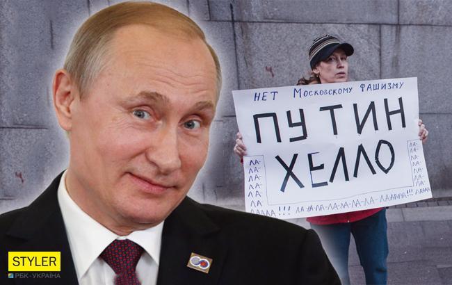 Путін розповів, як анексував Крим