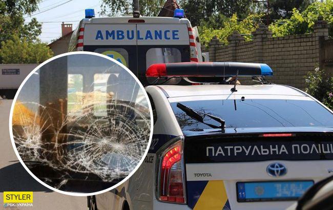 В Одесі чоловік розгромив маршрутку через карантин