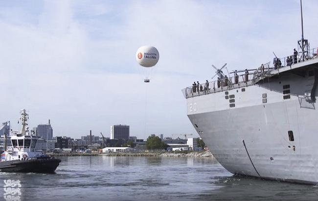 В Таллине 9-11 июня пройдут международные учения по обороне портов