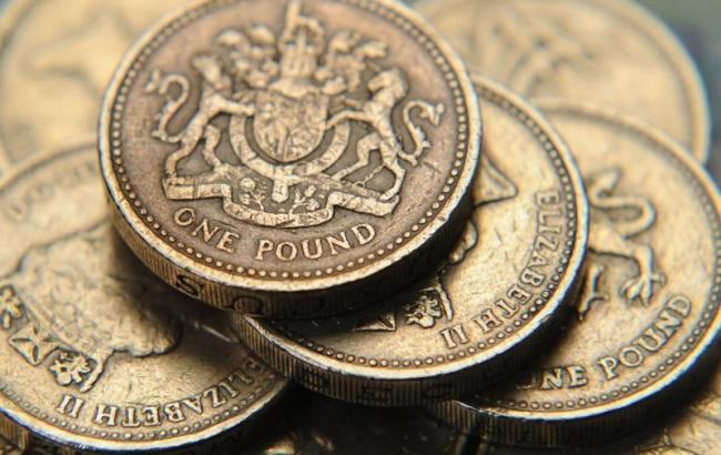Британский фунт продолжил падение