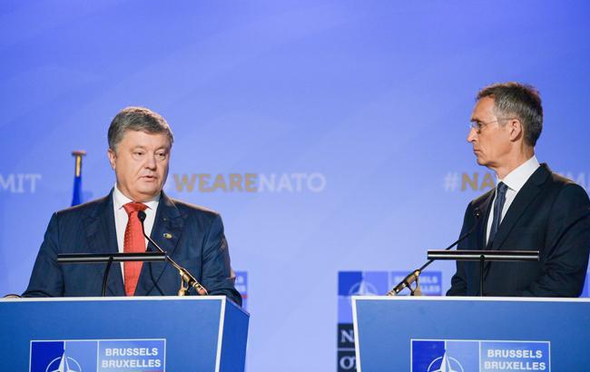Україна не буде підтримувати жодних загальноєвропейських проектів за участі РФ, - Порошенко
