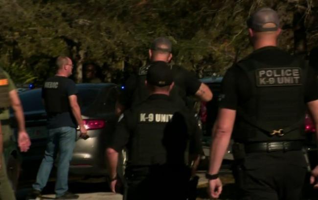 Полиция задержала устроившего стрельбу в школе во Флориде