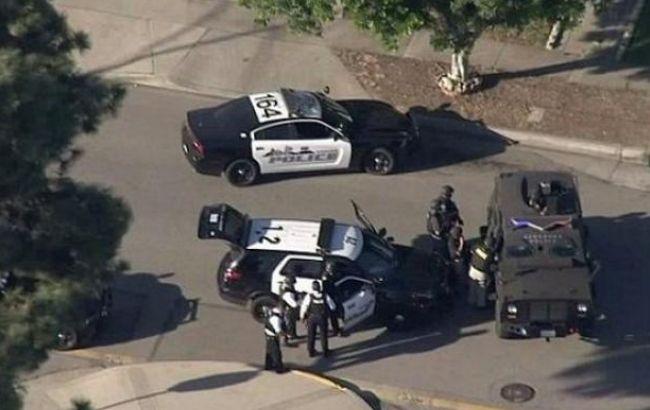 Фото: стрілянина в Каліфорнії