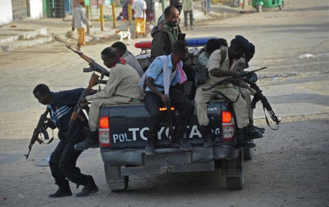 Могадишо произошла стрельба у посольства Турции