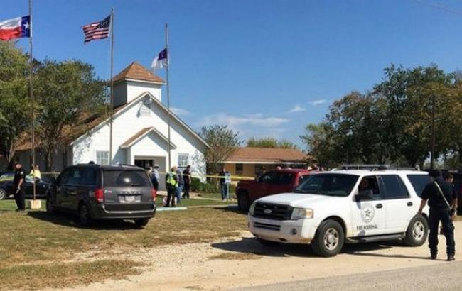 Стрілянина в Техасі: 26 людей загинули, 24 поранені