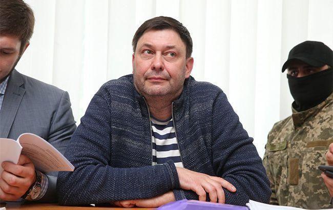 Украинские прокуроры поддержали смягчение меры пресечения Вышинскому