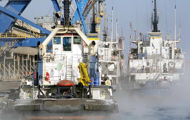 Фото: порт (uspa.gov.ua)