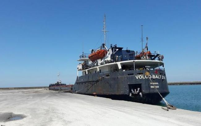 Аварія судна в Чорному морі: українських моряків виписали з лікарні