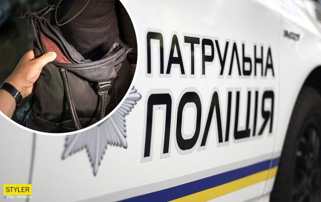 """У Києві показали """"робочу"""" схему нахабних злодіїв: прямо на ходу"""
