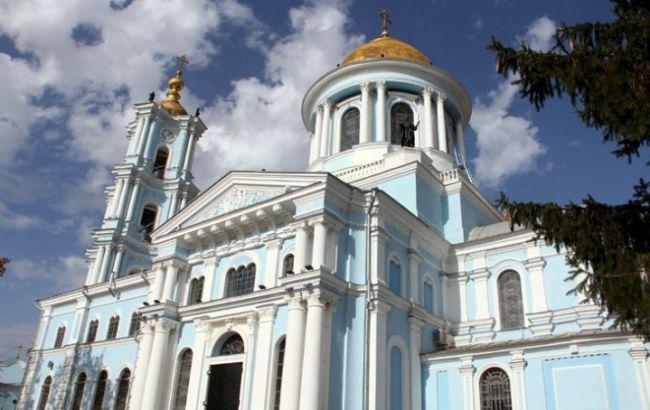 Взрыв в соборе в Сумах: полиция задержала 2 подозреваемых