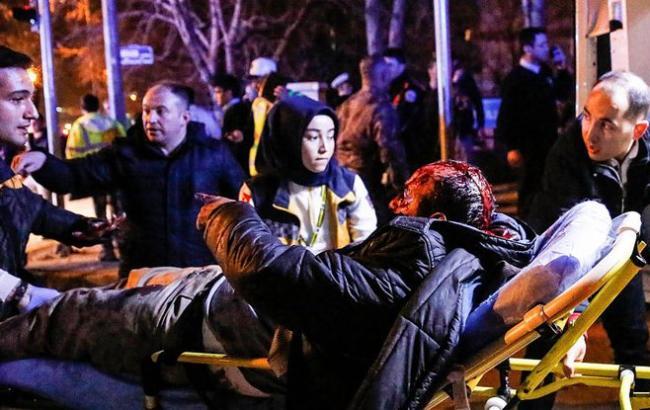 Фото: в результаті теракту на турецькому весіллі загинули 30 людей