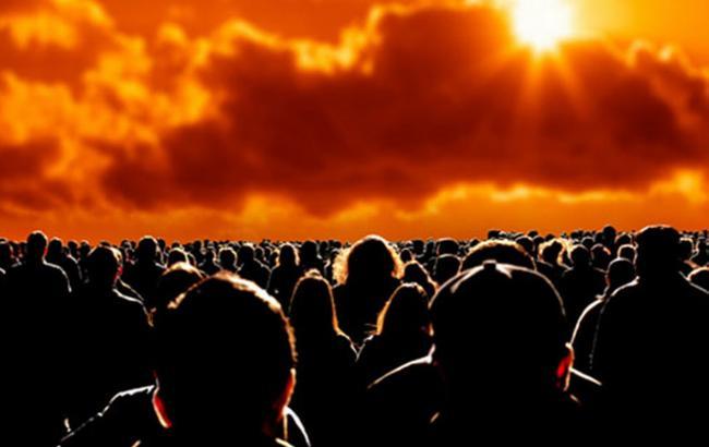 Фото: Кінець світу (islam.ru)
