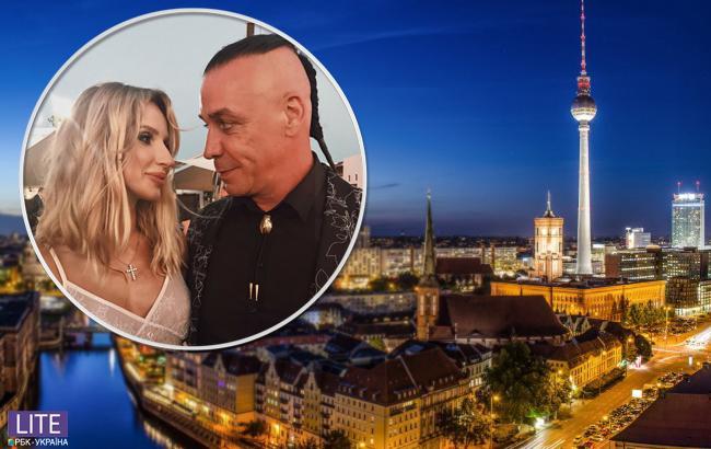 Світлана Лобода і соліст Rammstein сходили на побачення в Берліні
