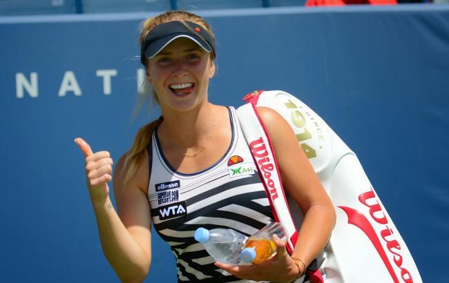 Фото: Еліна Світоліна перемогла Серену Вільямс в 1/8 фіналу Олімпіади-2016