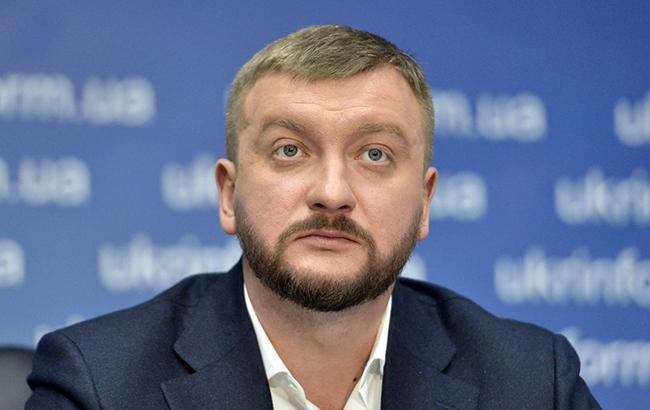 Петренко задекларировал свыше 4,3 млн гривен дохода за 2017 год