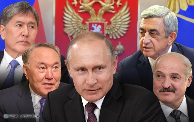 Тільки страх повторення українського сценарію утримує партнерів РФ від виходу з Митного союзу