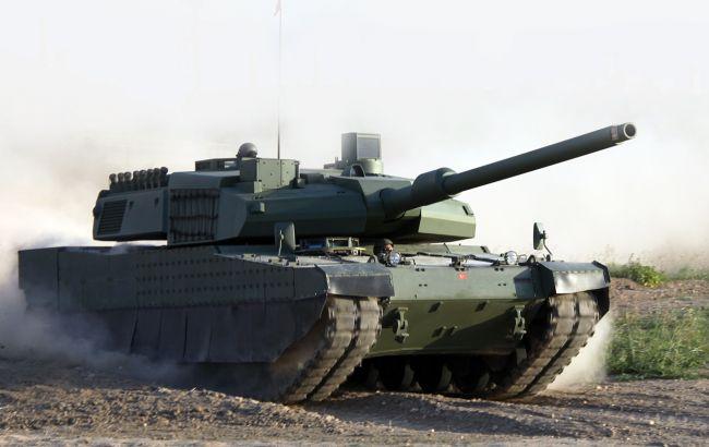 Фото: турецькі танки перетнули кордон з Сирією