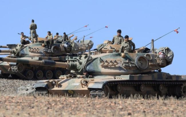 Фото: в Турции рассказали о первом погибшем в Сирии