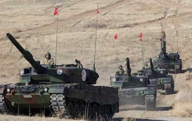 ВСТурции иформирования сирийских курдов договорились оперемирии