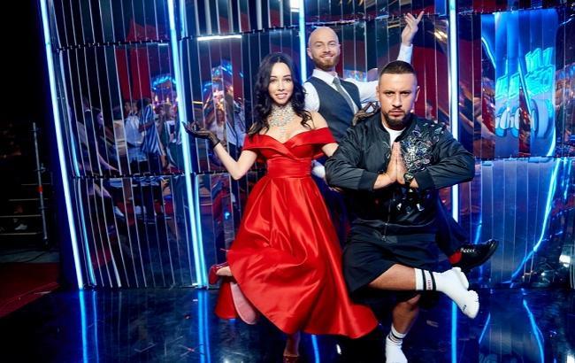 Танці з зірками 2018: 3 випуск дивитися онлайн