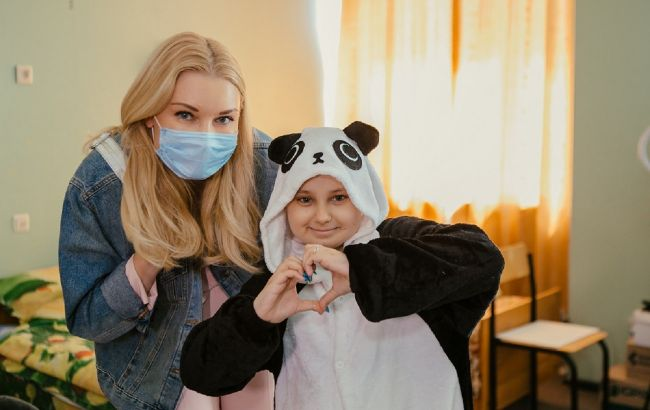 13-летняя девочкаможет стать первым в Украине ребенком, который победит 5-й рецидив рака