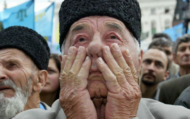 Фото: крымские татары