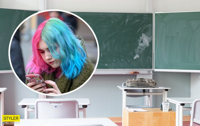 В Одессе школьникам хотят запретить пользоваться телефонами на уроках