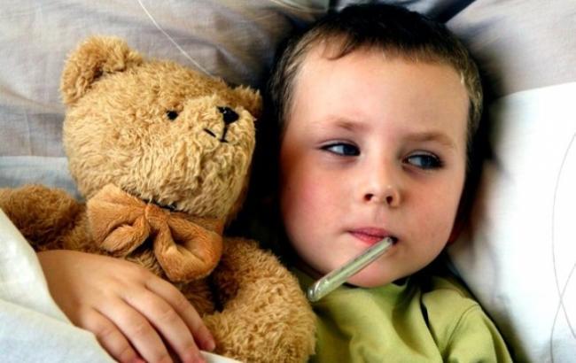 Фото: У дітей відзначаються різні симптоми (ХЕРСОН Онлайн)