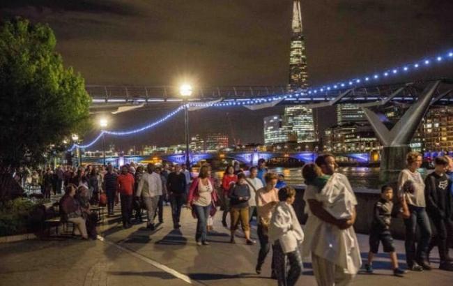 Теракти в Лондоні: опубліковано фото і відео