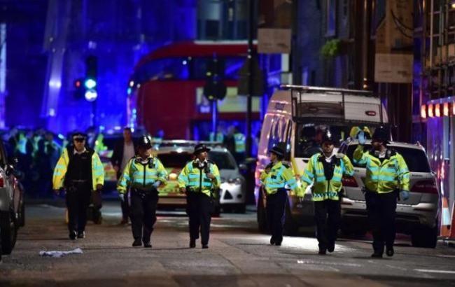 Теракт вЛондоні: кількість постраждалих зростає, є іноземці