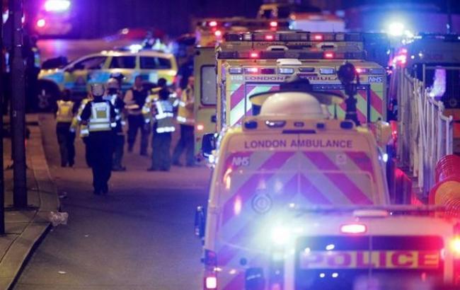 Медики повідомили про 20 госпіталізованих після теракту на Лондонському мосту