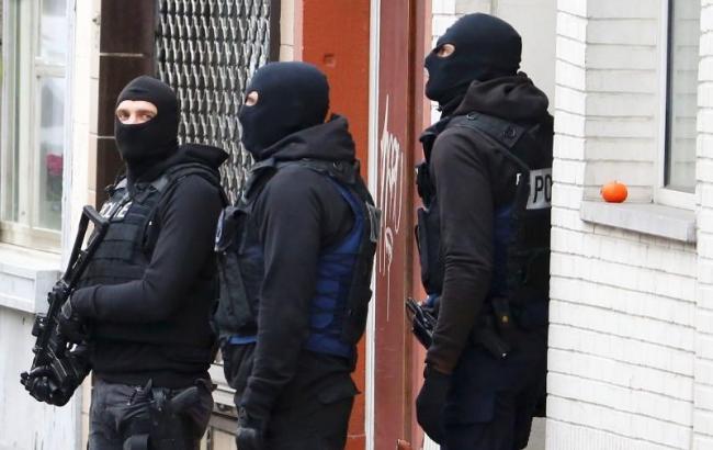 Фото: в ходе антитеррористической операции в Брюсселе убит один из подозреваемых