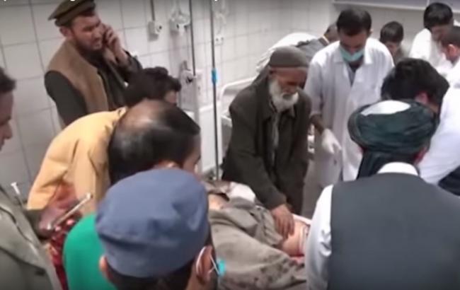 В Афганістані кількість жертв теракту на передвиборному мітингу зросла до 22