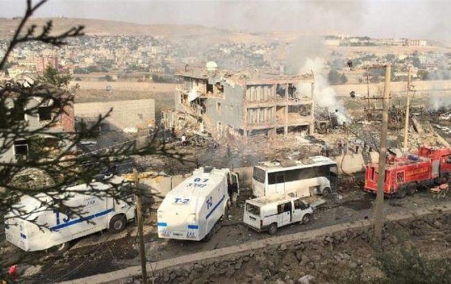 Фото: теракт в Туреччині