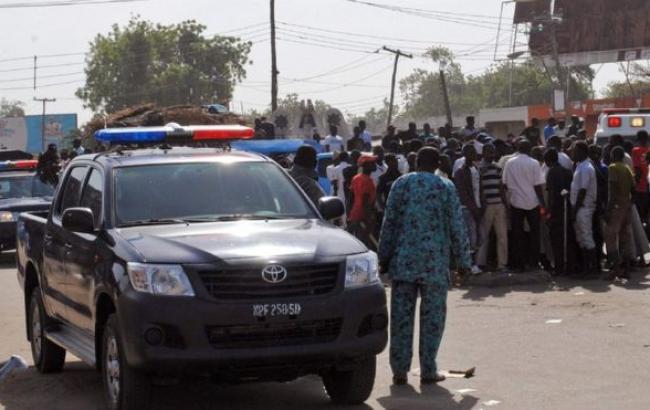 ВНигерии для взрыва нарынке использовали девочек-смертниц