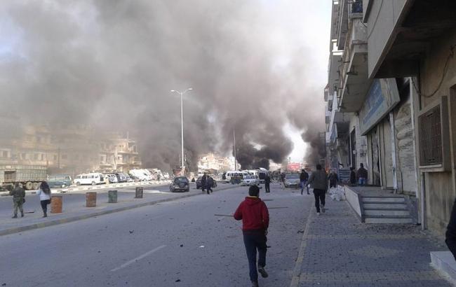 Фото: террорист-смертник взорвал себя на свадьбе в Сирии
