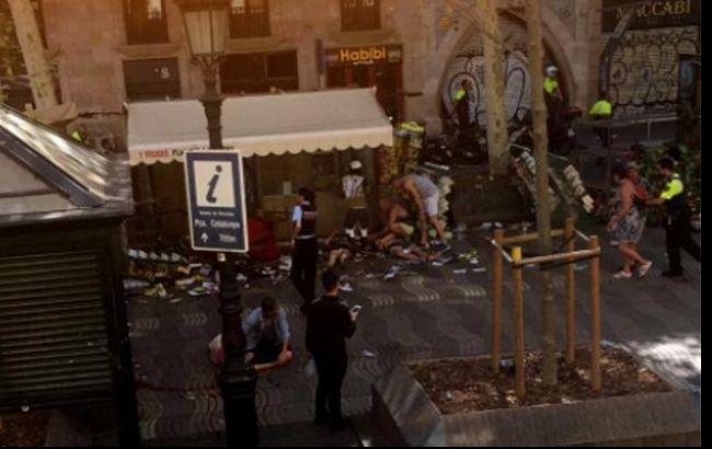 Теракт в Барселоні: опубліковано фото терориста